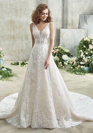 Badgley Mischka Bride ELVA Mermaid Wedding Dress