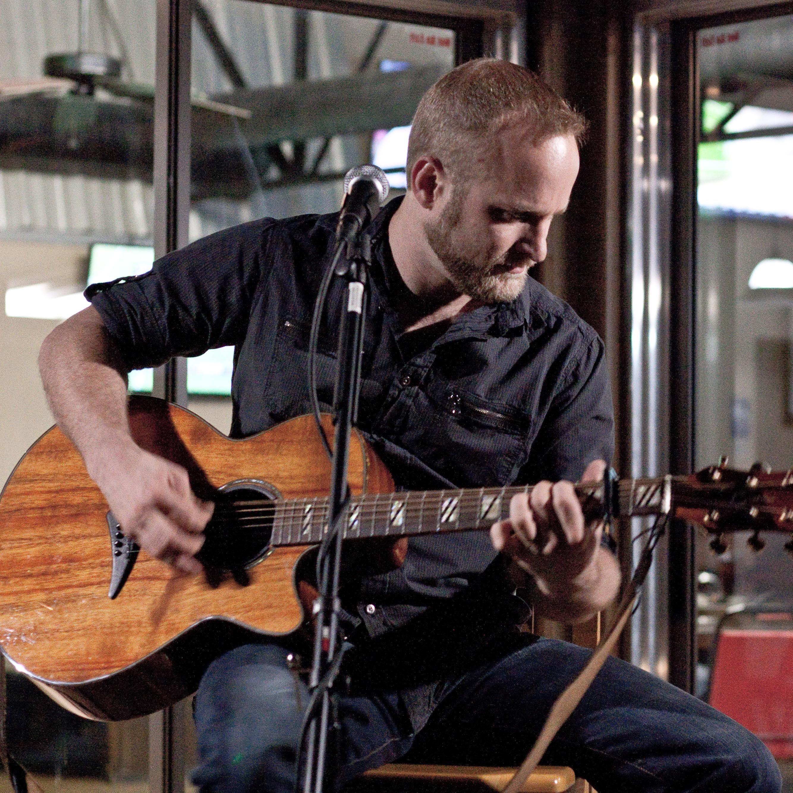 Classical guitarist austin wedding bands