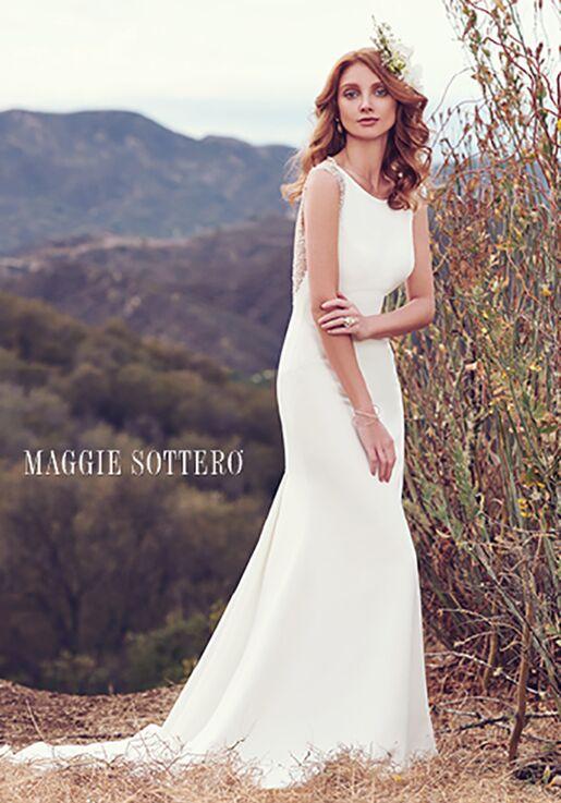 Maggie Sottero Evangelina Sheath Wedding Dress