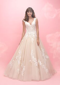 Allure Romance 3061 Ball Gown Wedding Dress