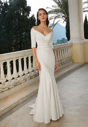 Justin Alexander 88079 Mermaid Wedding Dress