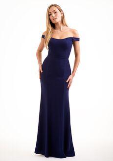 JASMINE P226010 Off the Shoulder Bridesmaid Dress