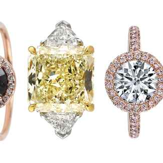 Dream engagement rings