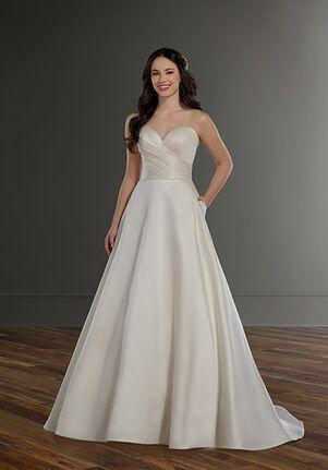 Martina Liana 1073 Ball Gown Wedding Dress