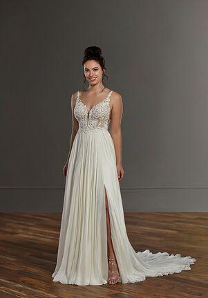 Martina Liana 1150 A-Line Wedding Dress