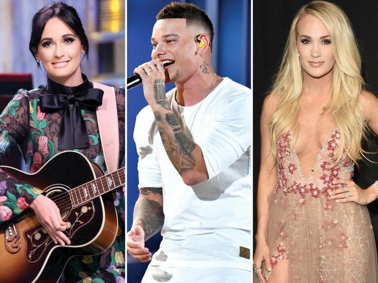 Kacey Musgraves, Kane Brown, Carrie Underwood