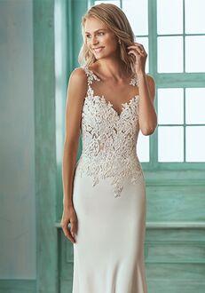 Jasmine Collection F201001 Mermaid Wedding Dress