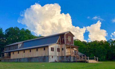 The Barn on Unity Farm