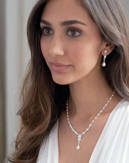 USABride Primrose Jewelry Set (JS-1691) Wedding Necklaces photo