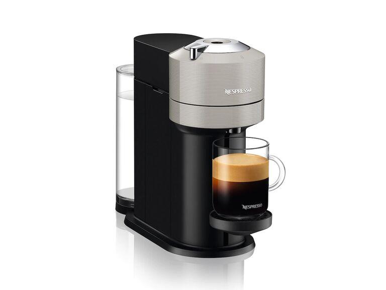 Nespresso machine gift for son-in-law