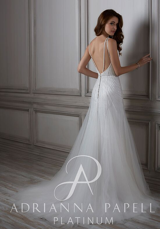 Adrianna Papell Platinum Wedding Dresses