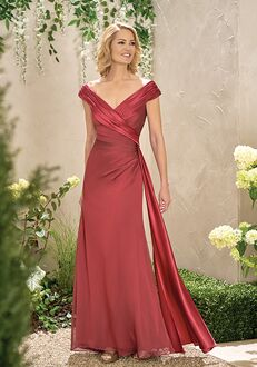 Jade Mother of the Bride by Jasmine J195003 Red Mother Of The Bride Dress