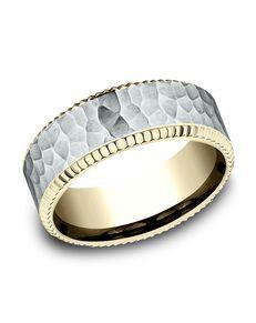 Benchmark CF188376 Gold Wedding Ring