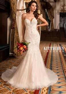 KITTYCHEN Couture JEN, K2045 Mermaid Wedding Dress