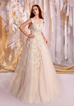 DevotionDresses Lissa A-Line Wedding Dress
