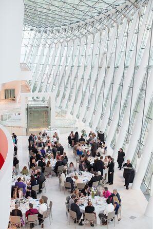 Modern Museum Reception