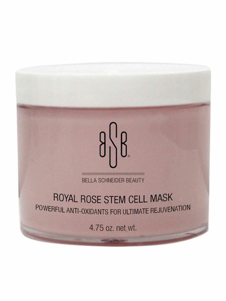Bella Schneider Royal Rose stem cell mask