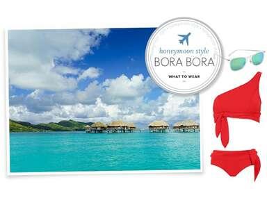 What to pack on your honeymoon to Bora Bora