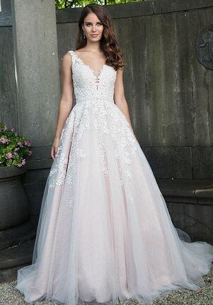 e26652ea0db4a Lo  Adoro M636 Ball Gown Wedding Dress