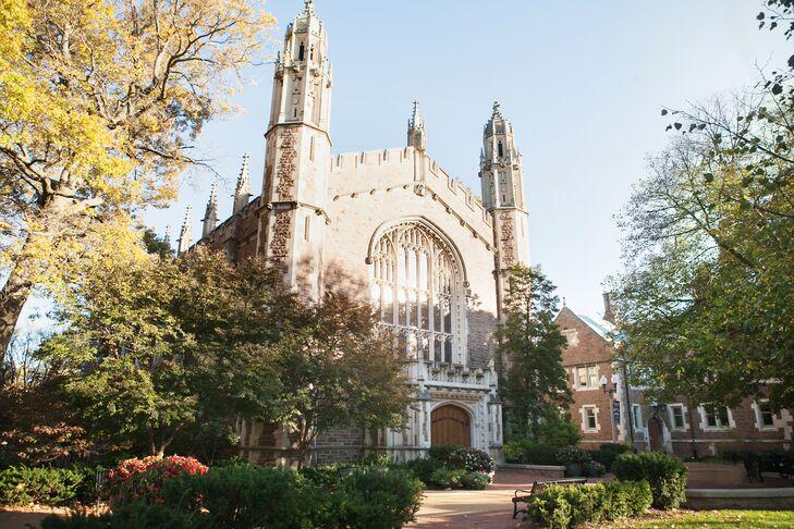 Washington University Graham Chapel