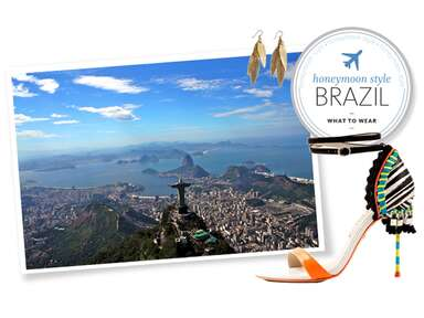 What to wear on your honeymoon in Brazil