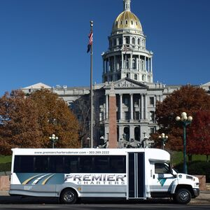 Golden, CO Event Bus | Premier Charters