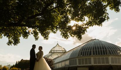 Phipps Conservatory And Botanical Gardens Reception Venues