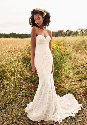 Lillian West 6425 Mermaid Wedding Dress