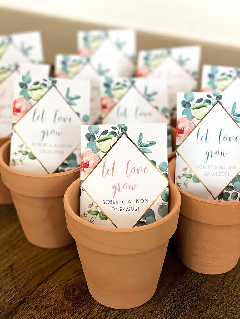The 49 Best Wedding Favors For 2021 Weddings