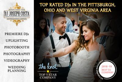 DJ Joseph Costa Wedding Entertainment Company