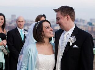 The Bride Anne Marie Loiselle, 26, an architect The Groom Brian Bunnell, 30, an enrichment programs specialist at an assisted living facility The Date