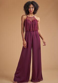 B2 Bridesmaids by Jasmine B223055 Halter Bridesmaid Dress