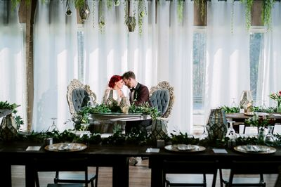 RLM Affairs/ Estate Room & Gardens /Wysteria Room