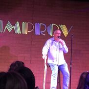 "Scottsdale, AZ Comedian | Gary Held Comedy, The ""Sit Down"" Comic"
