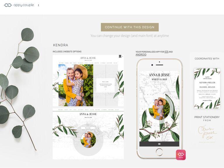 9 Best Wedding Website Builders To Use In 2019 Best Wedding Websites