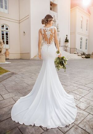 Stella York 6895 A-Line Wedding Dress