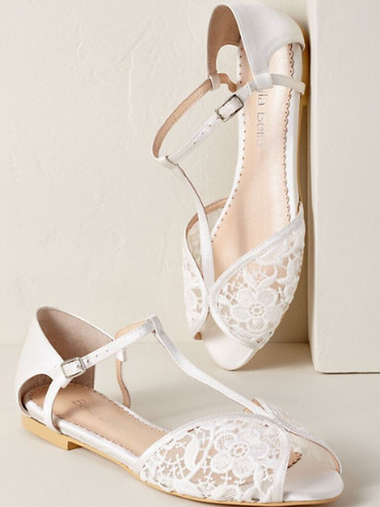 28 Beach Wedding Shoes That Are Stylish And Sand Ready