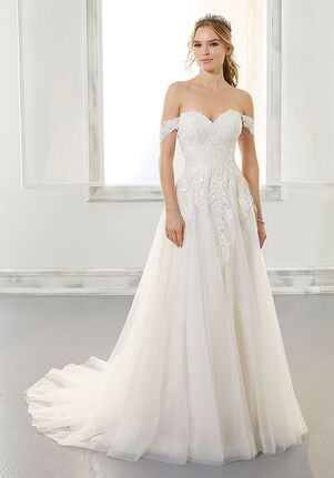 Morilee by Madeline Gardner Arwen A-Line Wedding Dress