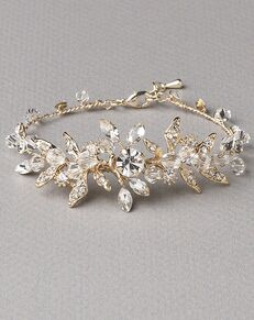 Dareth Colburn Harmony Floral Bracelet (JB-4835) Wedding Bracelet photo