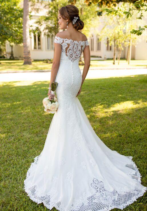 Stella York 6639 Wedding Dress