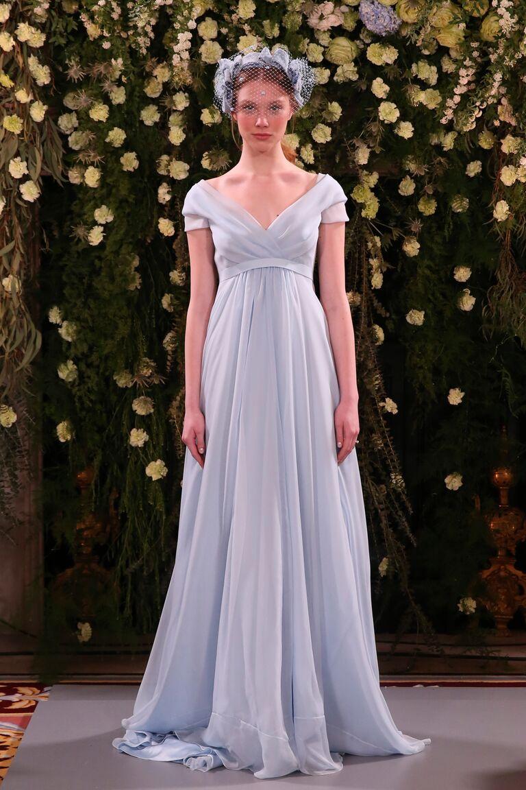 Jenny Packham Empire Wedding Dress