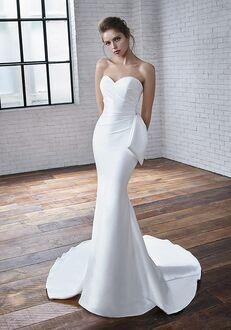 Badgley Mischka Bride Carmen Mermaid Wedding Dress