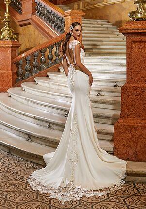 Moonlight Couture H1473 Mermaid Wedding Dress