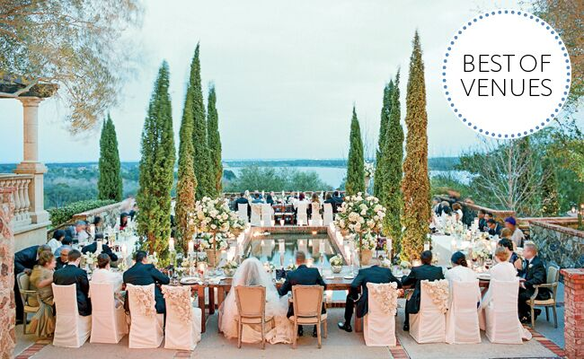 5 Amazing Us Wedding Venues You Have To
