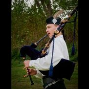 Lubbock, TX Bagpipes | Chase Marberry, Bravepiper