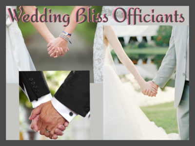 Wedding Bliss Officiants