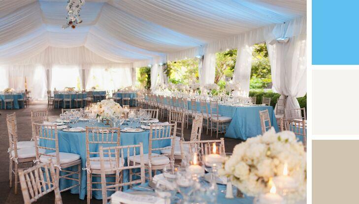 An Airy Wedding In East Hampton Ny