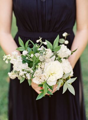 Fresh and Simple Bridesmaid Bouquet
