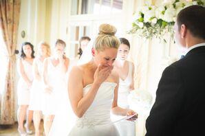 Allison and Reid Ceremony Vows