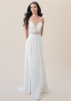 Moonlight Tango T830A A-Line Wedding Dress